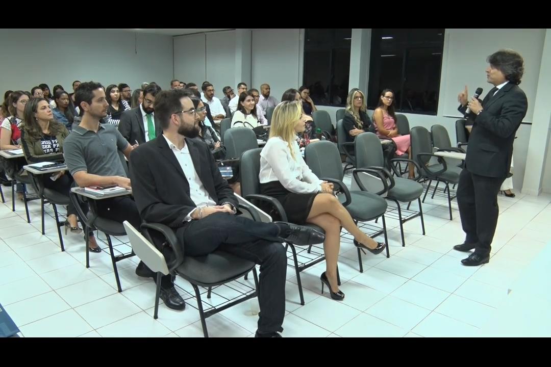 Esmal inicia curso de pós-graduação em Direito Processual